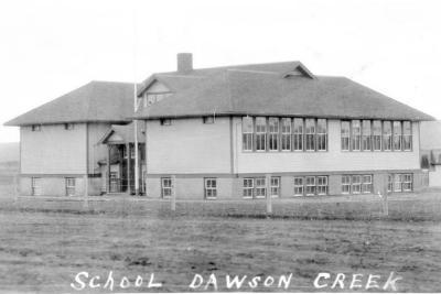 Dawson Creek Elementary School 10500 13th Street , Dawson Creek
