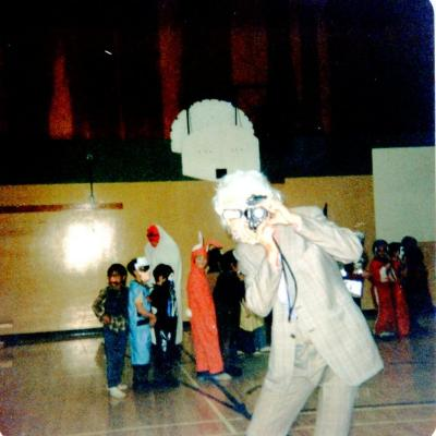 Parkhill School, Mrs. Epp Dawson Creek, BC 1982