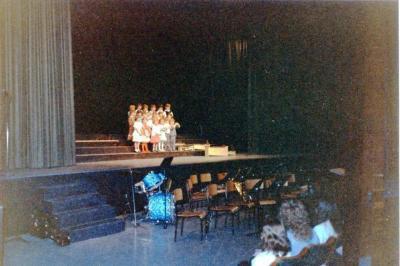 Parkhill, grade 1 Dawson Creek, BC 1984 - 1985