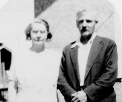 Mr. Albert & Mrs. Martha Meyer North Rolla, BC