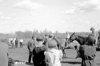 Doe River Fair, Doe River, B.C., August 19, 1938