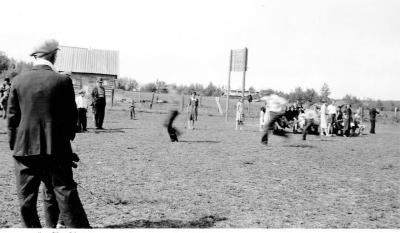 Sports Day, Progress, B.C., May 24, 1939