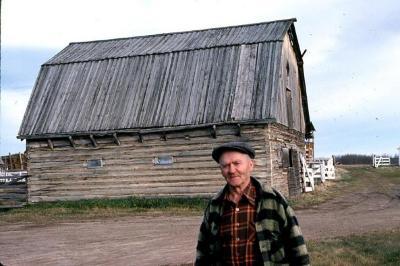 Pioneer Village , Dawson Creek, B.C. 1978