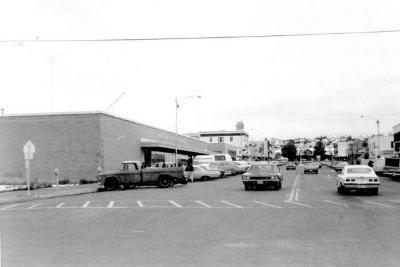 10Th St. North West side, Hudson Bay Dawson Creek, B.C. ca 1970's