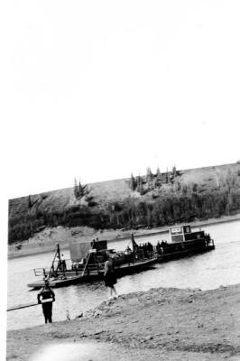 Ferry Taylor, B.C. ca 1930's