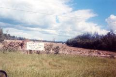 Farmington Fairways , Coming Soon Sign  Farmington. B.C.  1993