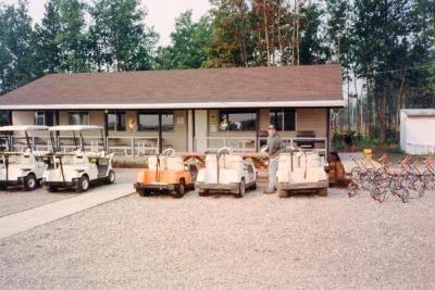 Farmington Fairways , Club house Farmington. B.C. 1993