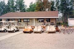Farmington Fairways , Club house  Farmington. B.C.  1993