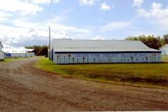 Barns and Exhibit buildings  Dawson Creek, B.C.  2011