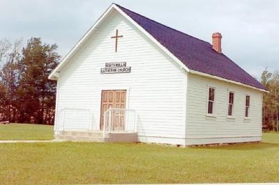 North Rolla, Lutheran Church, North Rolla, B.C. 2017