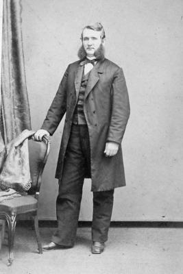 James Ballack ca. 1890's