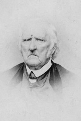 Thomas Matthews, photograph taken at W.J. Miller, 256 W. Pratt St., between Hanover and Sharp, Baltimore., ca. 1890's