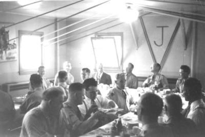 #10 CMU Mess Hall Dawson Creek, BC 1944-45