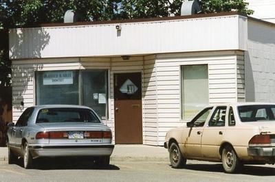 Dr. Koles, Dentist Dawson Creek, BC 2003