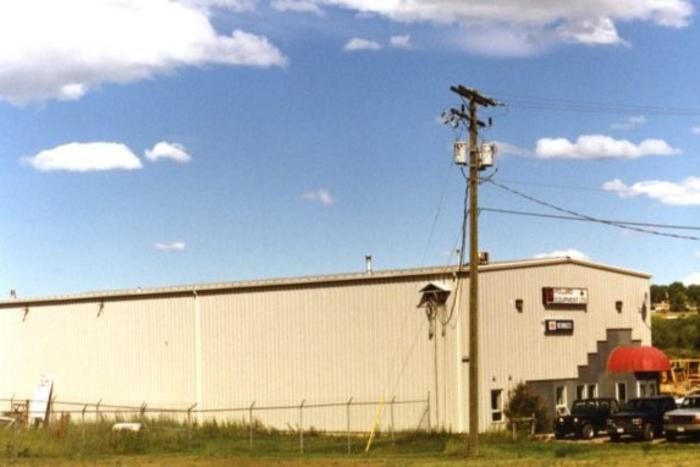 Pollard Equipment Ltd.  Dawson Creek, BC 2003