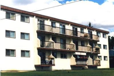 Grandview Apartments  Dawson Creek, BC 2003