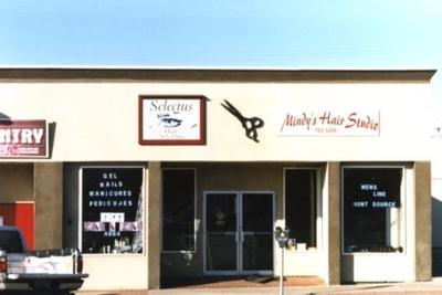 Selectus Hair, Mindy's Hair Studio  Dawson Creek, BC 2003
