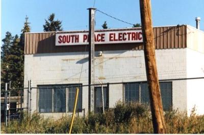 South Peace Electric  Dawson Creek, BC 2003