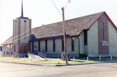 South Peace United Church  13th St & 104th Ave Dawson Creek, BC