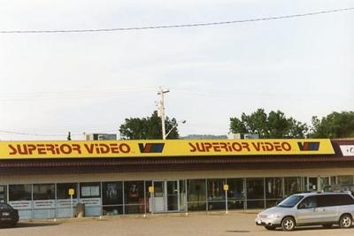 Surperior Video  Dawson Creek, BC 2003