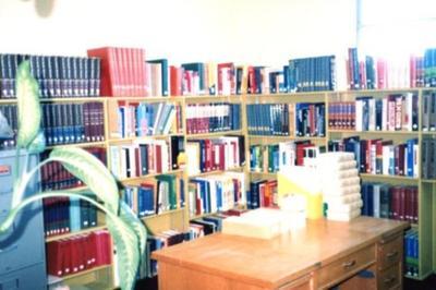 Library Services Branch  Dawson Creek, BC 1985