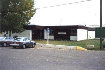 Chetwynd Public Library  1988