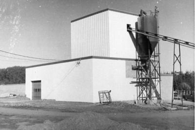 Tremblay Concrete Ltd Dawson Creek, BC 1964