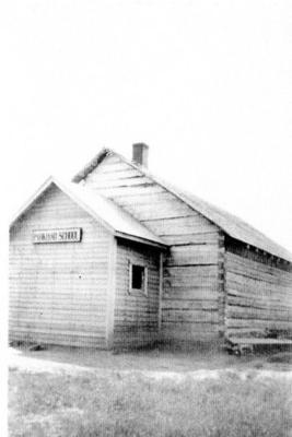 Parkland School ca 1930