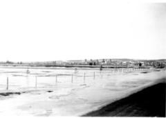 8th Street Flood, Dawson Creek, BC 1942-1943