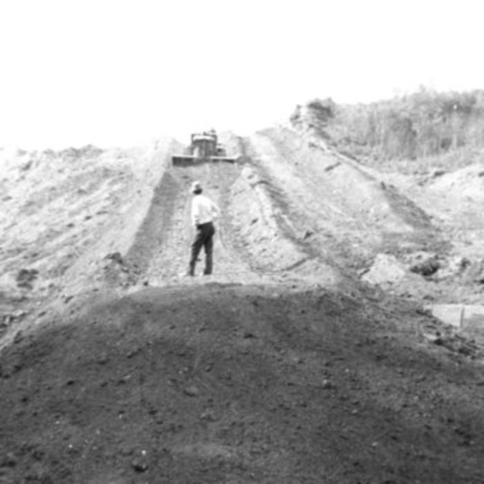 Road Construction Alaska Highway 1942-43