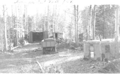 Northern Freightways, Hart Highway Campsite 1946