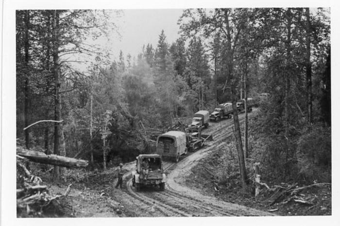 US Army Convoy 1942-43