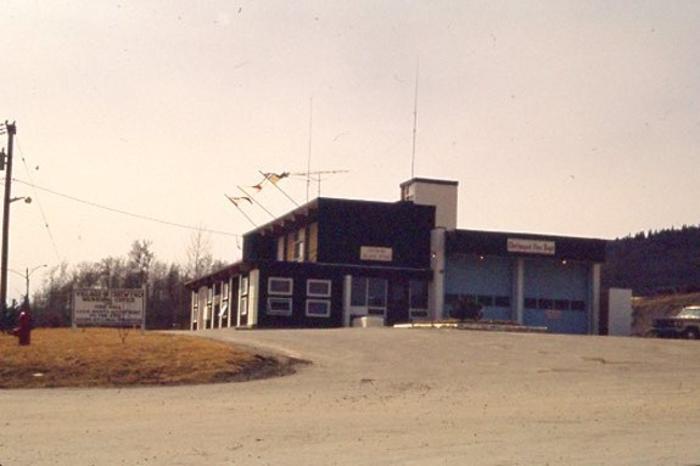 Chetwynd, BC 1980