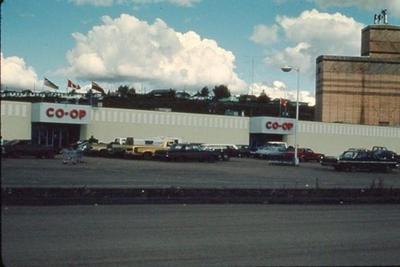 Co-op Mall 1977