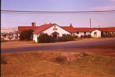 School Dorm Dawson Creek, BC 1967
