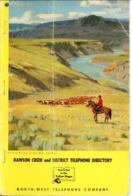 1959 Telephone & Directory