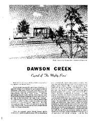 1980 Dawson Creek City Directory