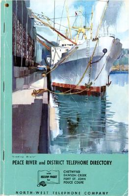 1960 Telephone & Directory