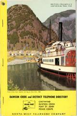 1958 Telephone & Directory