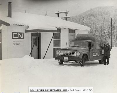 CNTel, Coal River, 1968