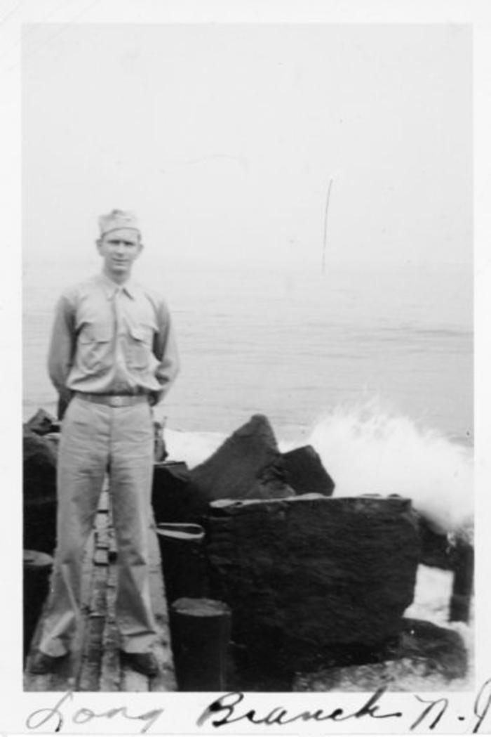 Wesley Barney Morgan 1941-1944