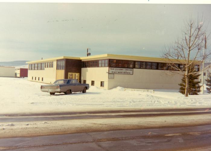 Peace River Branch, Public Library Commission, March 9, 1969