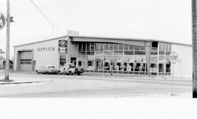 Loveseth official opening January 19,1961 Dawson Creek, BC PRBN jan 19, 1961 Page 11